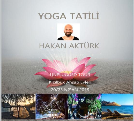 Kızılbük Ahsap Evleri Yoga Kampı/Unplugged Tour