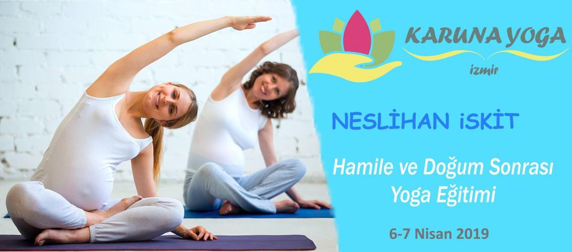 Hamile ve Doğum Sonrası Yoga Programı