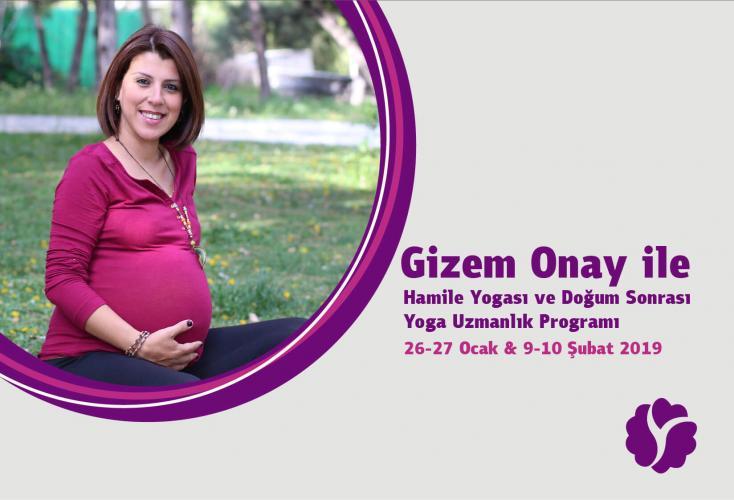 Hamile Yogası ve Doğum Sonrası Yoga Uzmanlık Programı