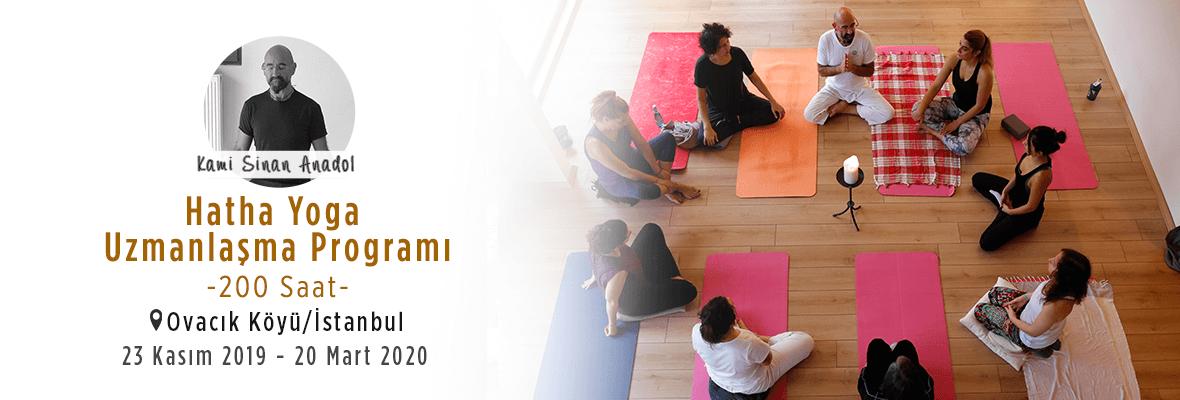 200 Saat Hatha Yoga Uzmanlaşma Programı
