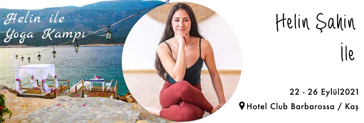 Helin ile Kaş'ta Yoga Kampı