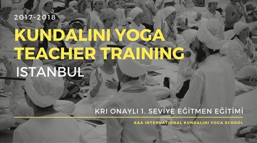 Kundalini Yoga Teacher Training - Eğitmen Eğitimi
