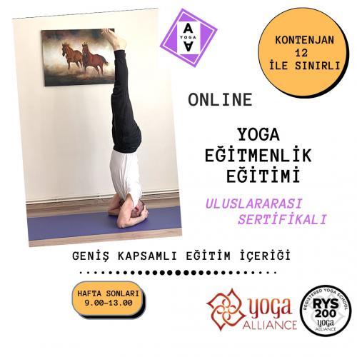 Yoga Alliance Onaylı Yoga Uzmanlık Programı
