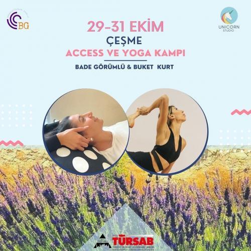 Tünelden Önce Son Çıkış Access ve Yoga Kampı Bade Görümlü