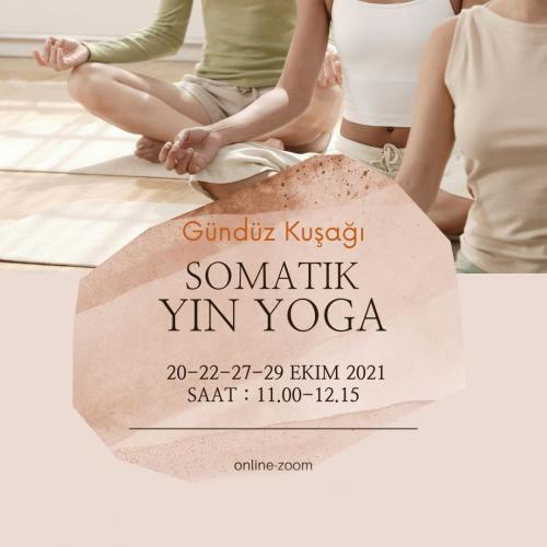 Somatik-Yin Yoga / Gündüz Kuşağı