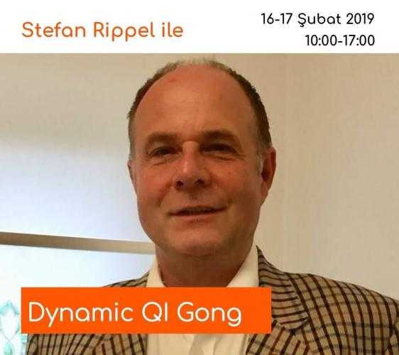 Stefan Rippel ile Dynamic Qi Qong