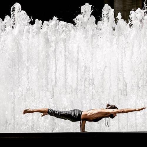 Jerome Burdi ile 3 Gün Dharma Yoga Pratiği