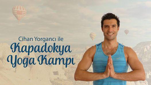 Kapadokya Yoga Kampı Cihan Yorgancı