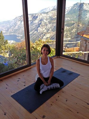 Gizem Onay ile Yoga Kampı/ Yoga Retreat