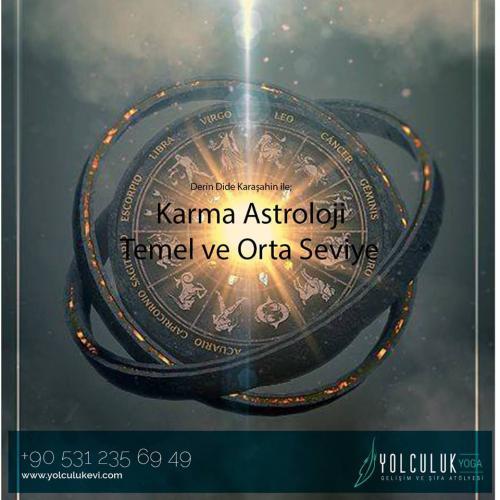 Karma Astroloji Temel ve Orta Seviye
