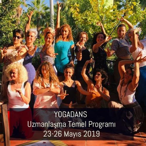 Kirtana Yasemin ile YogaDans Uzmanlaşma Programı