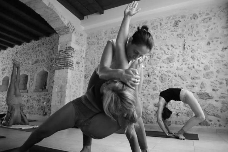 Kristina Karitinou ile Ashtanga Yoga Workshop - Ankara