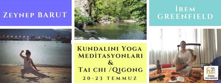 Kundalini Yoga ve Tai Chi Kampı