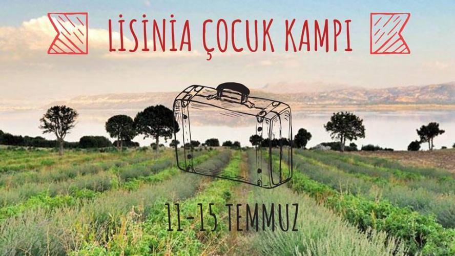 Lisinia Çocuk Kampı ve Lavanta Hasadı