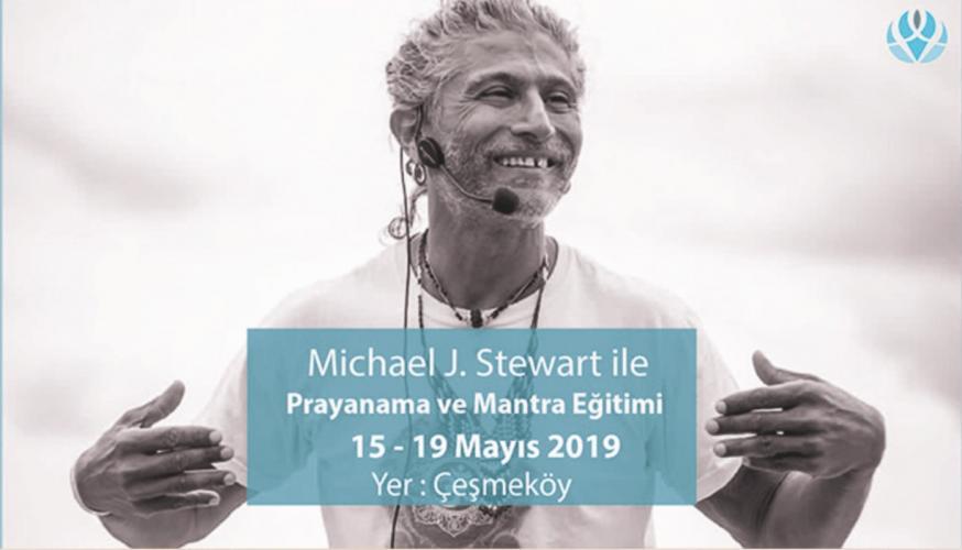 Michael Stewart ile Pranayama ve Mantra Yoğun Programı