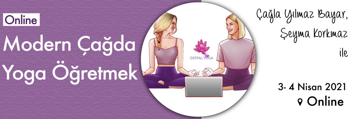Modern Çağda Yoga Öğretmek