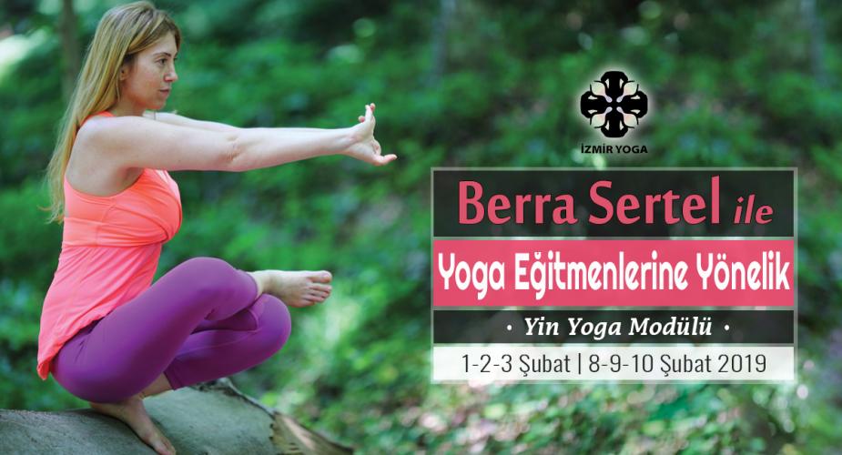 Yin Yoga İleri Seviye Yoga Modülü  50 saat