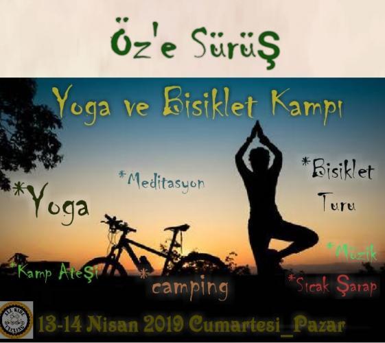 Öz'e Sürüş İmren Sayar Yoga ve Bisiklet Kampı