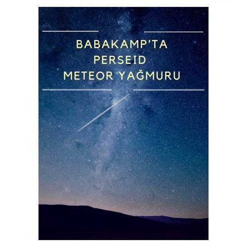 Perseid Meteor Yağmurları