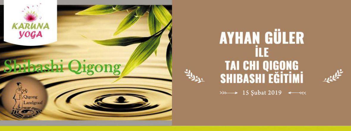 Tai Chi 18 (Tai Chi Qigong Shibashi) Çalışmaları