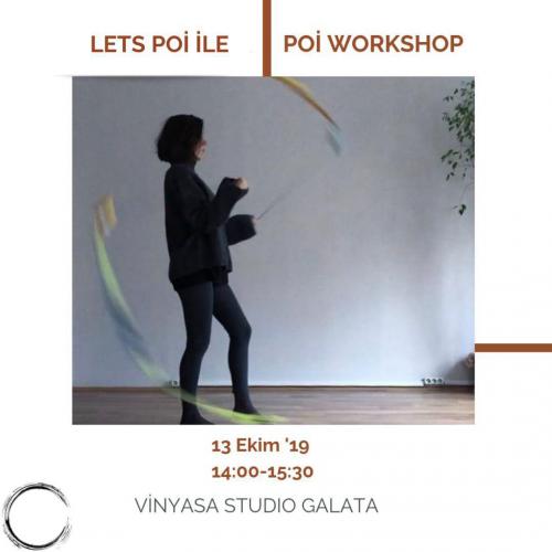 Lets Poi ile Poi Workshop