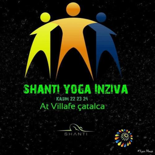 Dr. Ebru Özdemir Nath & Rishi Romeo Nath ile Shanti Yoga Kampı