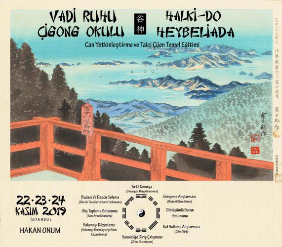 Can Yetkinleştirme (Çigong) ve Taici Çüen Temel Eğitimi