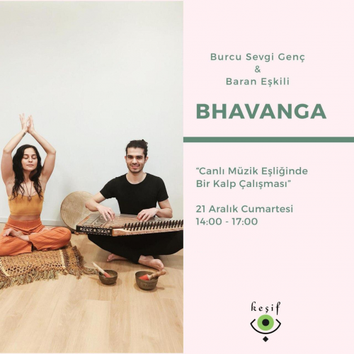 """Bhavanga """"Anahata Çakra ve Geriye Bükülmeler"""""""