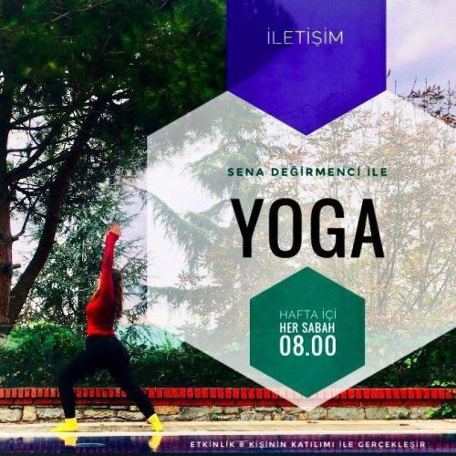 Sabahları Yoga ile Uyanmak
