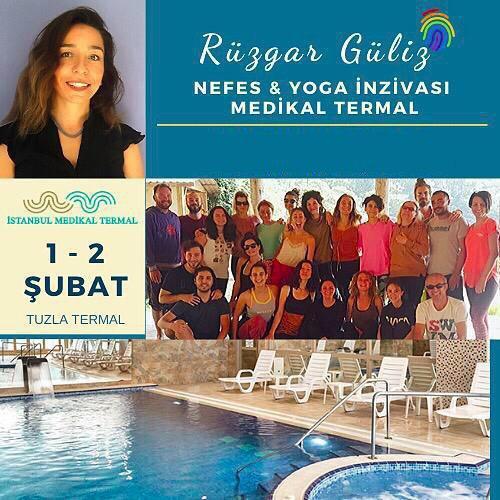 Nefes & Yoga İnzivası Medikal Termal Merve Kartal