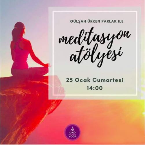 Meditasyon Atölyesi