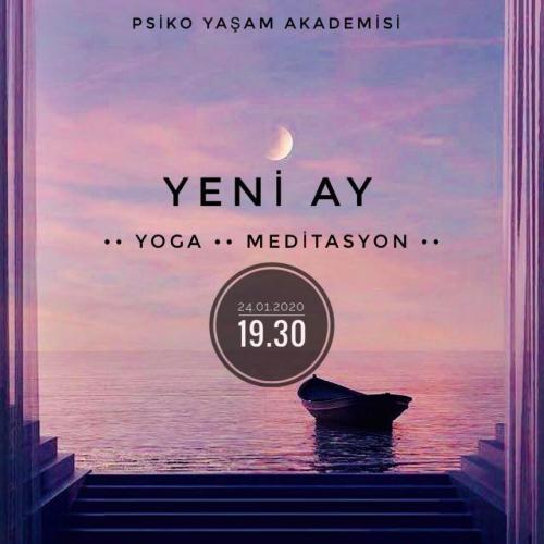 Yeni Ayda Yoga