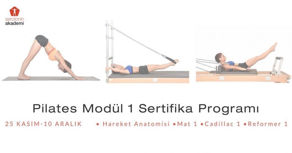 Pilates Modül 1 Sertifika Programı