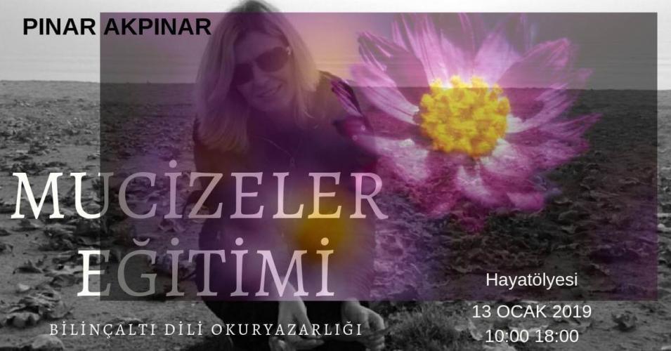 Bilinçaltı Dili Okuryazarlığı Pınar Akpınar