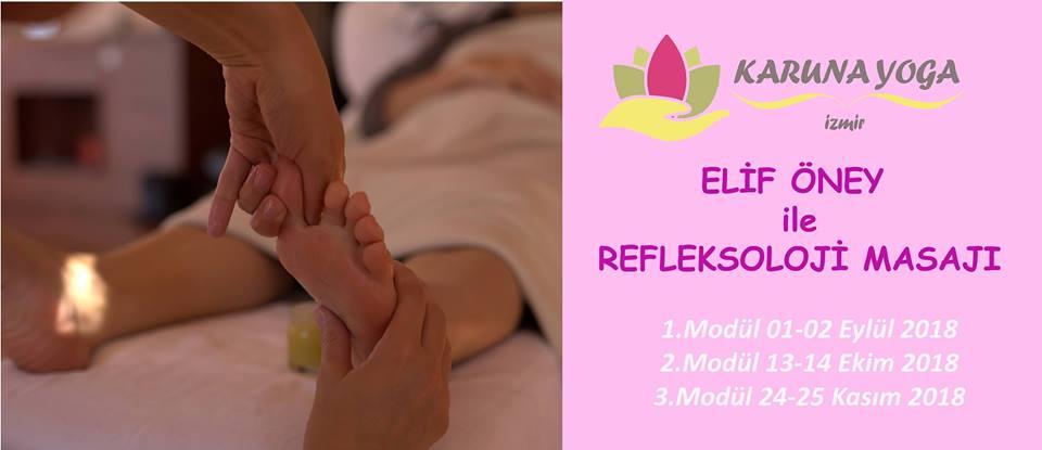 Refleksoloji Masajı Programı Elif Öney