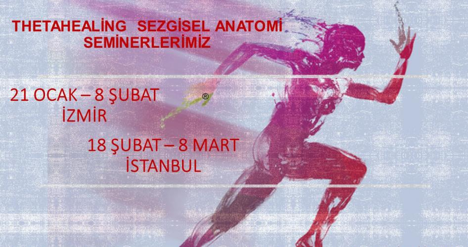ThetaHealing Sezgisel Anatomi Eğitimi