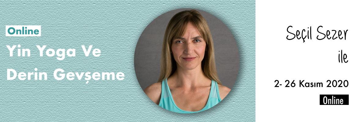 Yin Yoga Ve Derin Gevşeme