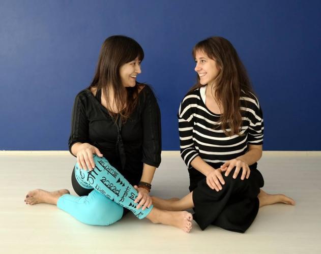 İzmir'de Seda ve Özge ile 80 Saat Yin Yoga Uzmanlaşma Programı