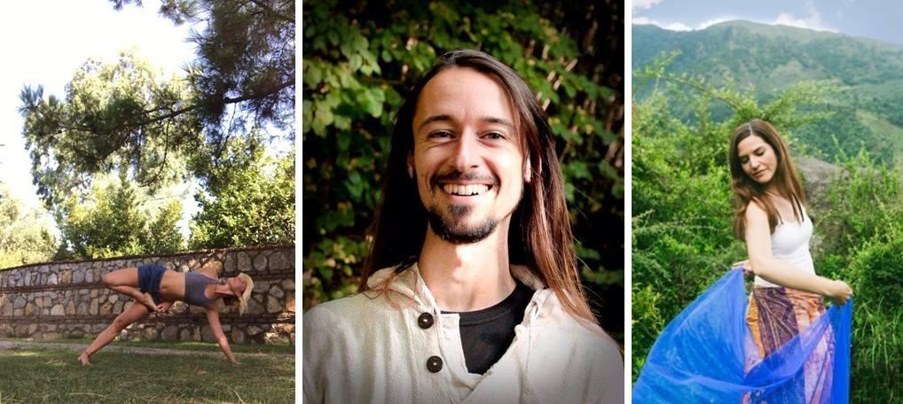 Selin Koldaş, Hande Arabacıoğlu ve Surya Maarten ile Ses, Nefes ve Hareket İnzivası / Sound, Breath & Movement Retreat