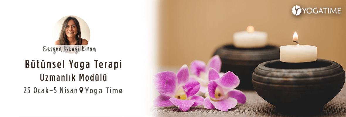Sevgen ile Bütünsel Yoga Terapi Uzmanlık Modülü Sevgen Bengi Kıran