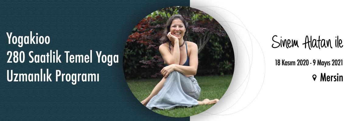 Yogakioo 280 Saatlik Temel Yoga Uzmanlık Programı