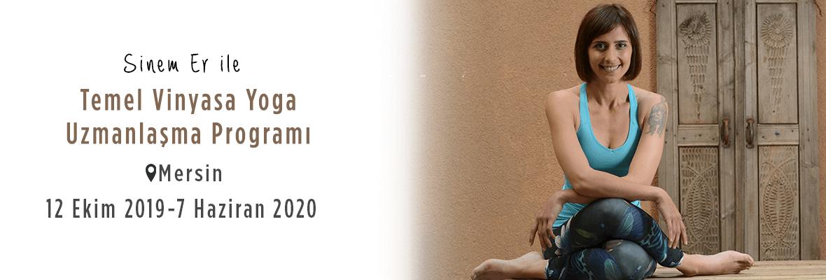 Temel Vinyasa Yoga Uzmanlaşma Programı