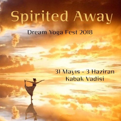 Spirited Away - Dream Yoga Festivali