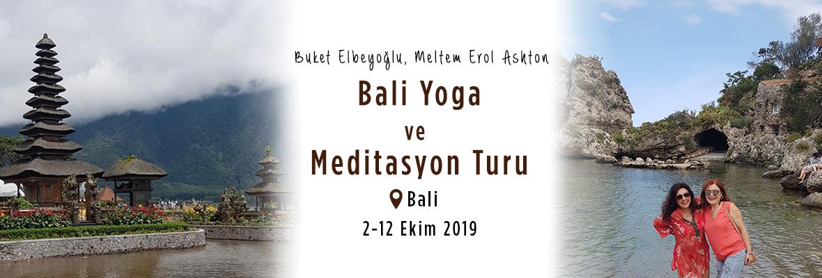 2-12 Ekim 2019 Bali Yoga ve Meditasyon Turu