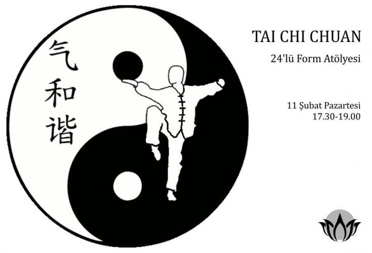 Tai Chi Chuan 24'lü Form Atölyesi