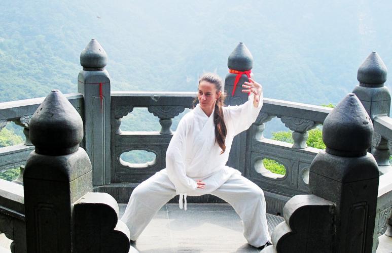 Ece Dündaralp ile Tai Chi Chuan Dersleri