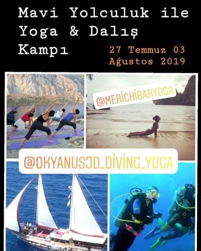 Mavi Tur ile Yoga ve Dalış Kampı