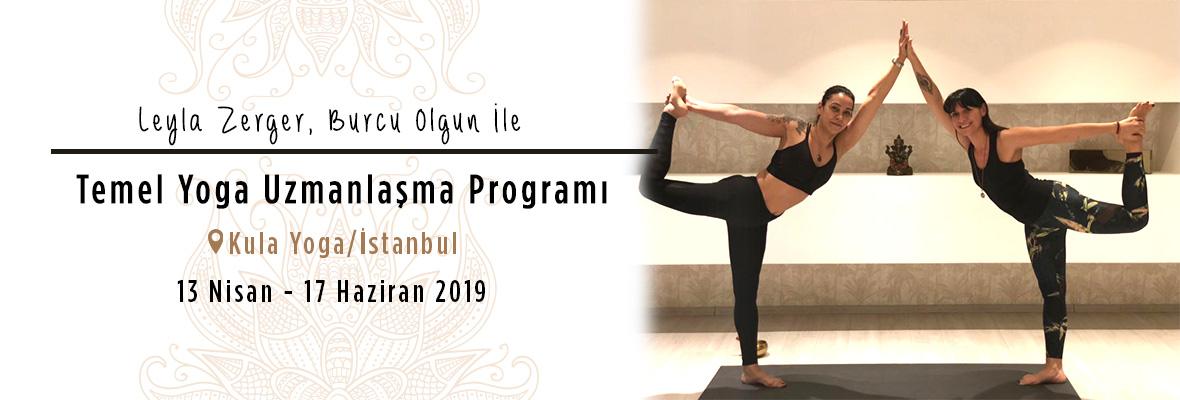 200 Saat Temel Yoga Uzmanlaşma Programı