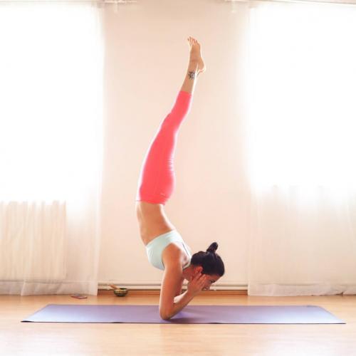 100 Saat İleri Seviye Yoga ve Anatomi Eğitimi(Yoga Alliance Sertifikalı)