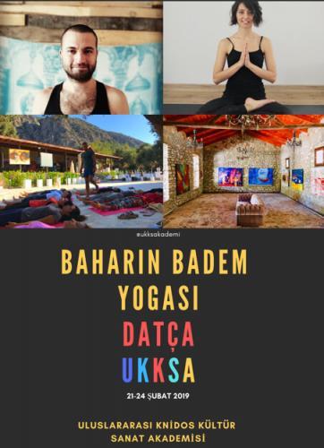 Baharın Badem Yogası